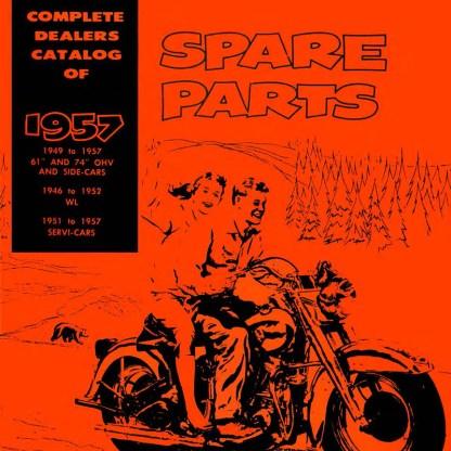 1946-1957 Complete Dealers Parts Catalog