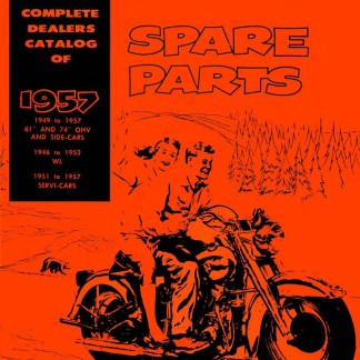 1946-1957 Complete Dealers Parts Catalog