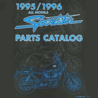 1995-1996 Sportster Models Parts Catalog