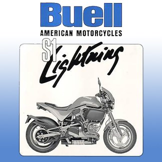 1996-1997 Buell S1 Lightning Models Service Manual