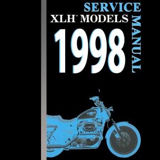 1998 Sportster Models Service Manual