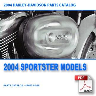 2004 Sportster Models Parts Catalog