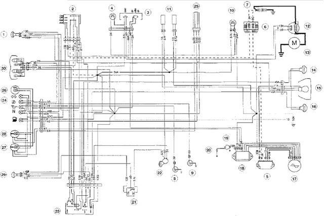 Cagiva Manuals PDF & Wiring Diagrams  Motorcycle Manuals PDF