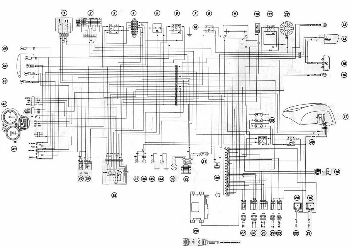 ducati 750gt wiring diagram motorcycle electrical wire data schema u2022 rh sellfie co
