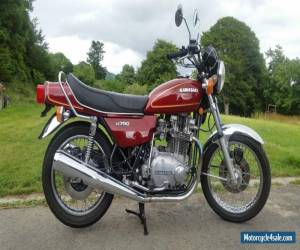 1976 Kawasaki KZ750B KZ 750 B for Sale in United Kingdom