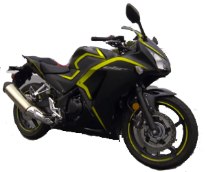 Honda CBR 300 R Motorcycle Review