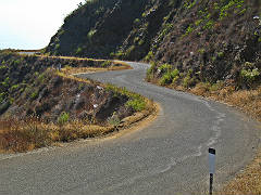 Nacimiento Fergusson Road