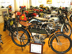 Restored Motorcycles