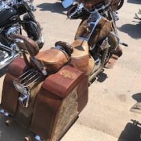 Motorcycle Mike in Sturgis 6
