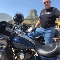 Mike Levine, Road King, Devils Tower