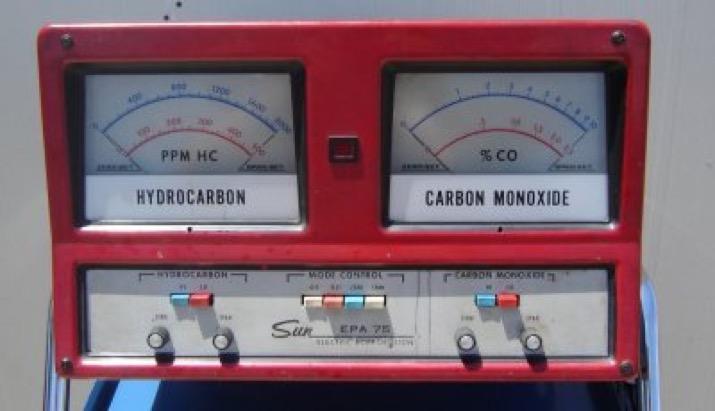 the exhaust gas analyzer www