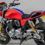 Special Model Honda Cb1100 Rs 5four Custom Motorcycles News Motorcycle Magazine