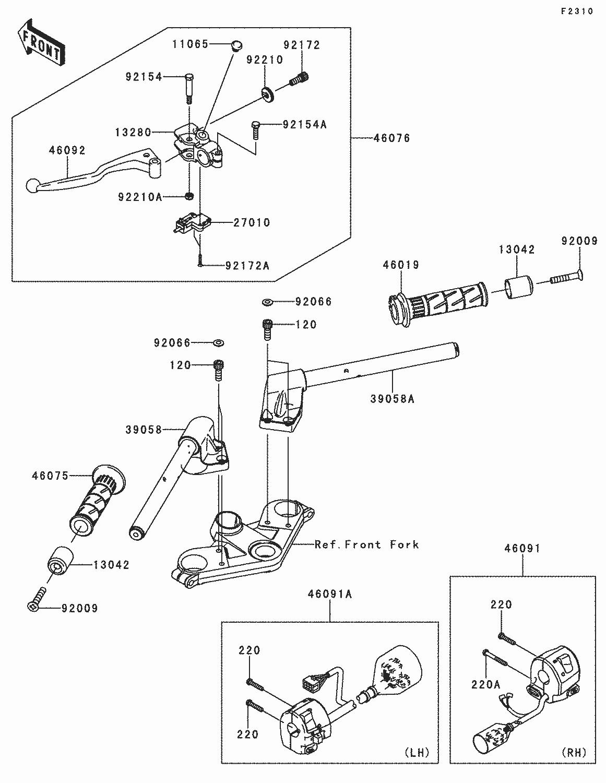 Recambios Kawasaki