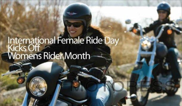 International Female Ride Day Kick Off - MOTORESS