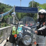 Motorcycle Trip to Panama – Woman on a Mission