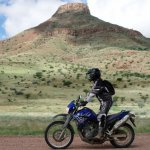 Namibia by Motorcycle -No Place for Girls Concerned With Their Nails