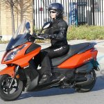 KYMCO 300i Downtown Maxi Scooter Review
