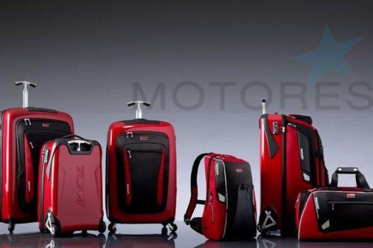 Ducati Tumi Luggage Motoress