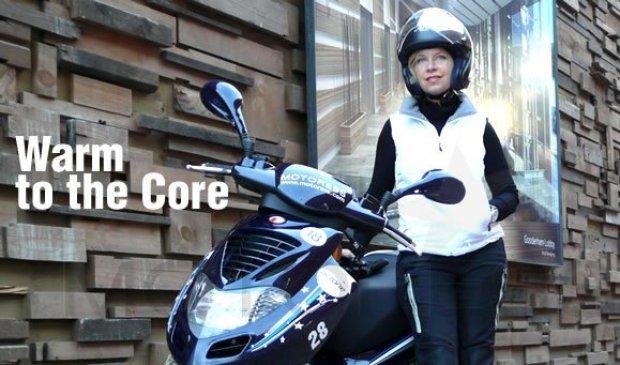 Heated Motorcycle Vest Motoress