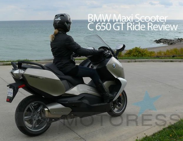 BMW Scooter Review