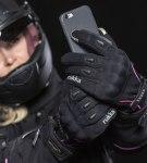 Rukka Virve Women's Motorcycle Gloves Motoress