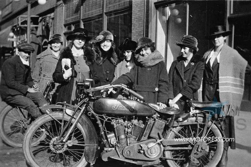 Van Buren Sister's Centennial Motorcycle Ride