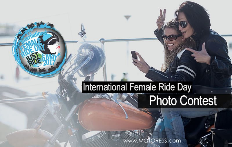 2017 International Female Ride Day Photo Contest - MOTORESS