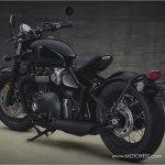 New Bonneville Bobber Black  – Darker, Meaner, Stronger and Delivers Much More!