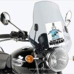 2018 International Female Ride Day Windscreen Flyer