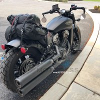 Indian Scout Bobber Ride Review - MOTORESS