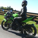Kawasaki Ninja 400 Racing Team Edition (KRT) Ride Review
