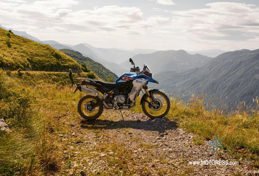 BMW F 850 GS Adventure - MOTORESS