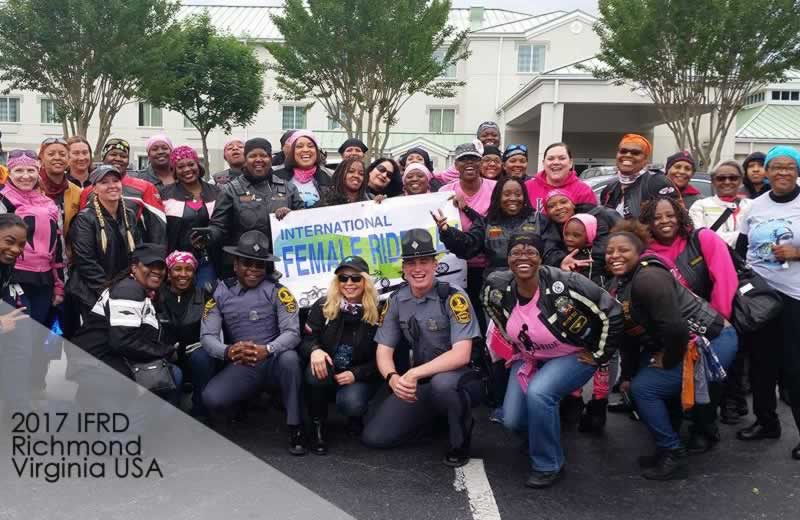 2017 Richmond VA International Female Ride Day Gallery on MOTORESS