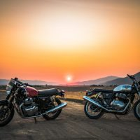Royal Enfield Interceptor 650 y Continental GT 650: Par de ases