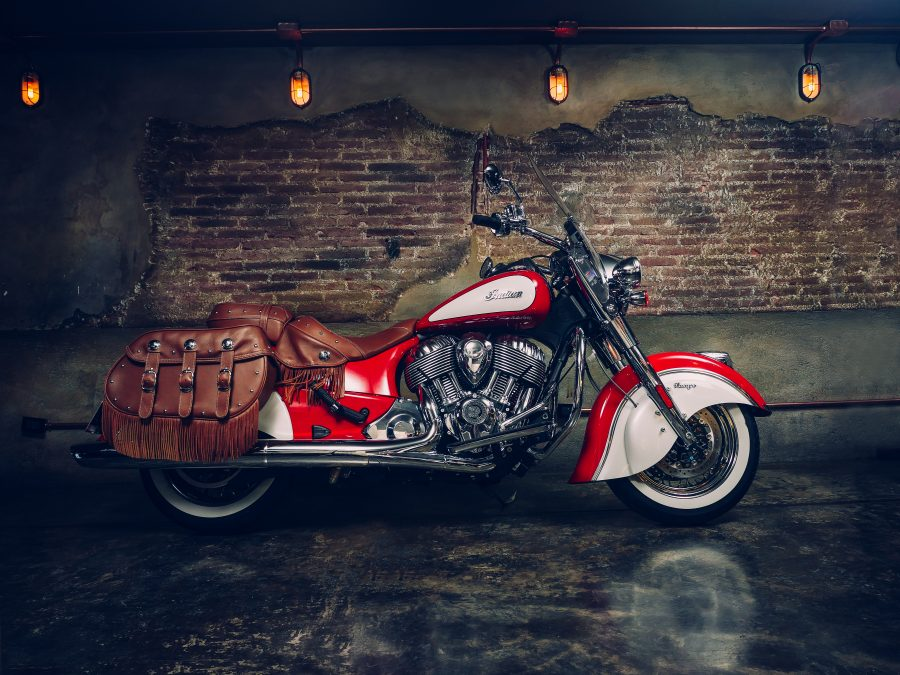 Indian Chief Vintage 2019, clásica moderna