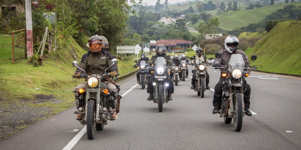Royal Enfield Tour de Colombia 2019 (Parte 1)
