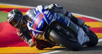 Lorenzo wint in Aragon