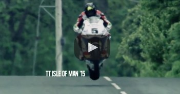 TT Isle of Man 2015 highlights