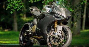 Ducati 1199 Panigale Carbon by Arete Americana