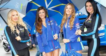 Paddockgirls Silverstone MotoGP 2015