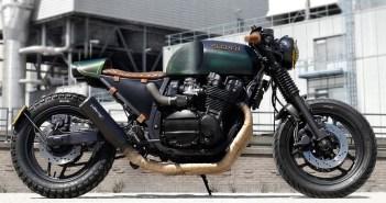 Custom Rat Rod motor van Eleven TwentyTwo