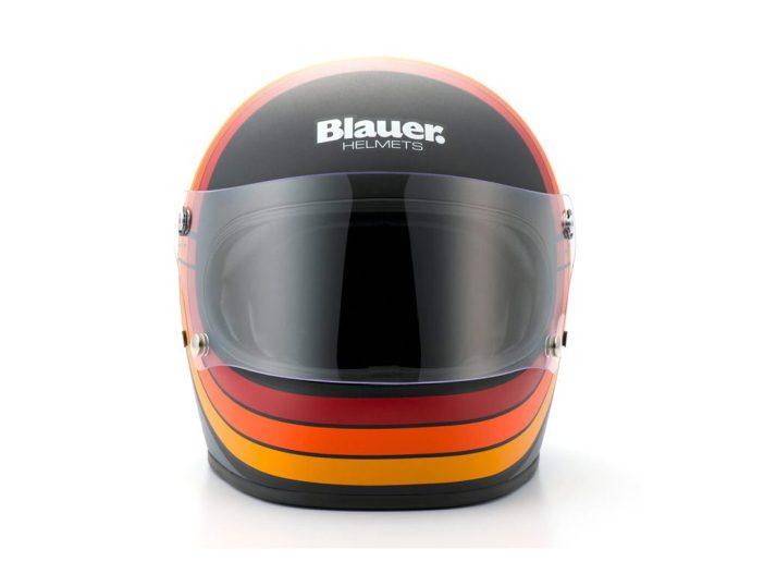 Blauer 80's helm
