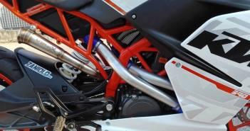 KTM RC390 Turbo