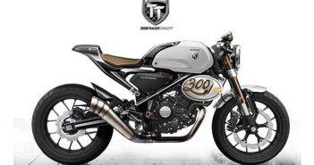 Honda 300 TT Racer