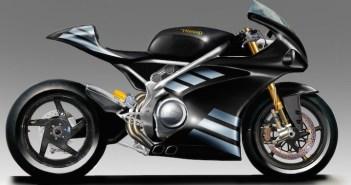 Norton V4 superbike
