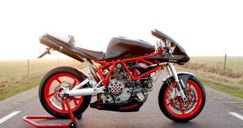 custom ducati 1000 supersport