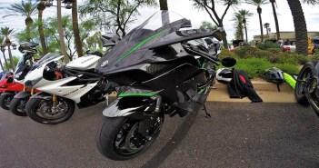 straatlegale Kawasaki H2R
