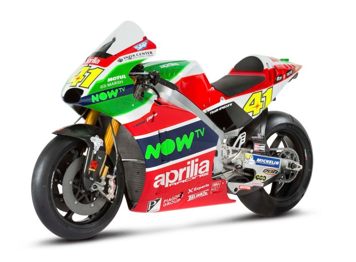2017 Aprilia MotoGP RS-GP