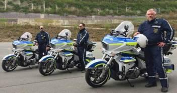 duitse politie victory