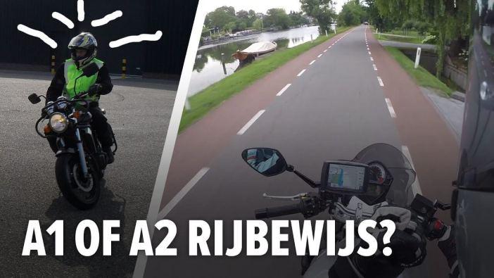 A1 A2 rijbewijs motocamel
